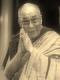 Dalai Lama, höchster Titel des tibetischen Buddhismus.