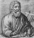 Hippokrates von Kos, griechischer Arzt, gilt als der berühmteste Arzt des Altertums.