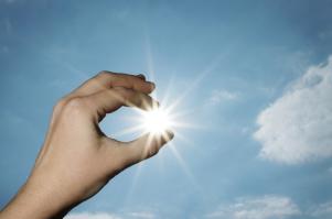 Ohne Sonne würde es kein Leben auf der Erde geben