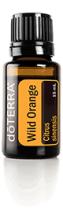 Wild Orange, unterstützt unter anderem den Glutathionsspiegel