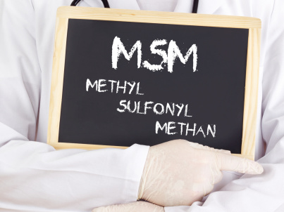 MSM - Methyl-Sulfonyl-Methan